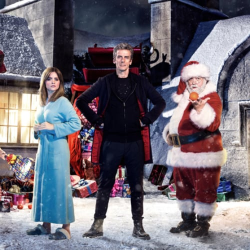 Doctor Who 2014 Christmas Special Trailer
