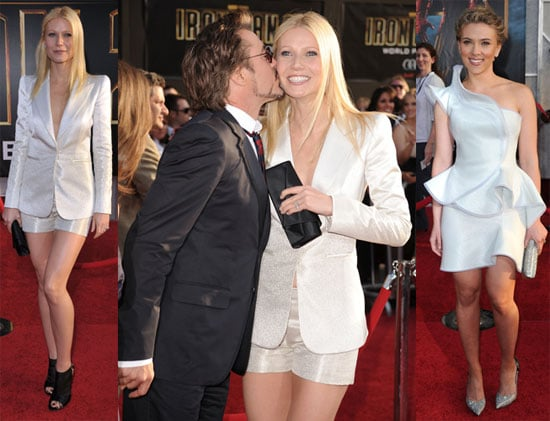 Pictures of Gwyneth Paltrow, Scarlett Johansson and More at Iron Man 2 LA Premiere