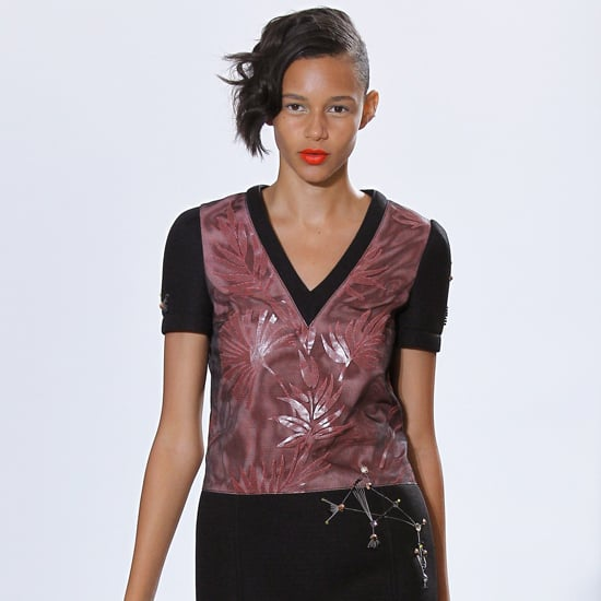 Swarovski Creatures of the Wind Collection   NY Fashion Week