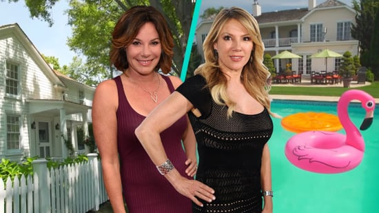 EXCLUSIVE: Inside 'RHONY' Stars Luann de Lesseps and Ramona Singer's Stunning Hamptons Homes!