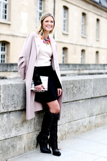 How to Wear Bright Clothing For Winter
