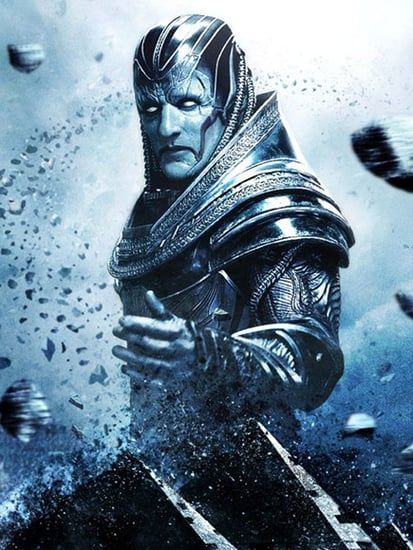 Oscar Isaac Reveals the Weirdest Place His X-Men: Apocalypse Costume Made Him Sweat