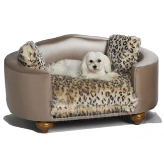 Can You Guess the Prices of These Über-Posh Pet Beds?