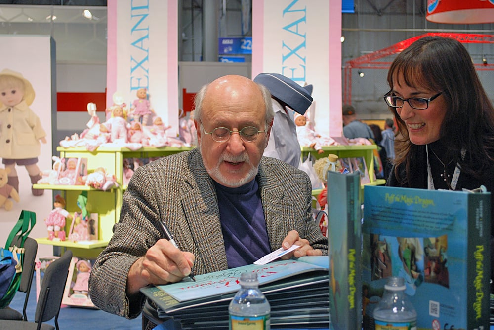 Peter Yarrow Wowed the Crowds