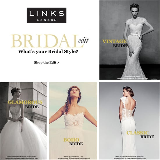 Bridal and Wedding Jewellery at Links of London