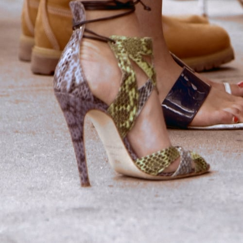 Best Street Style Shoes From New York Fashion Week 2014