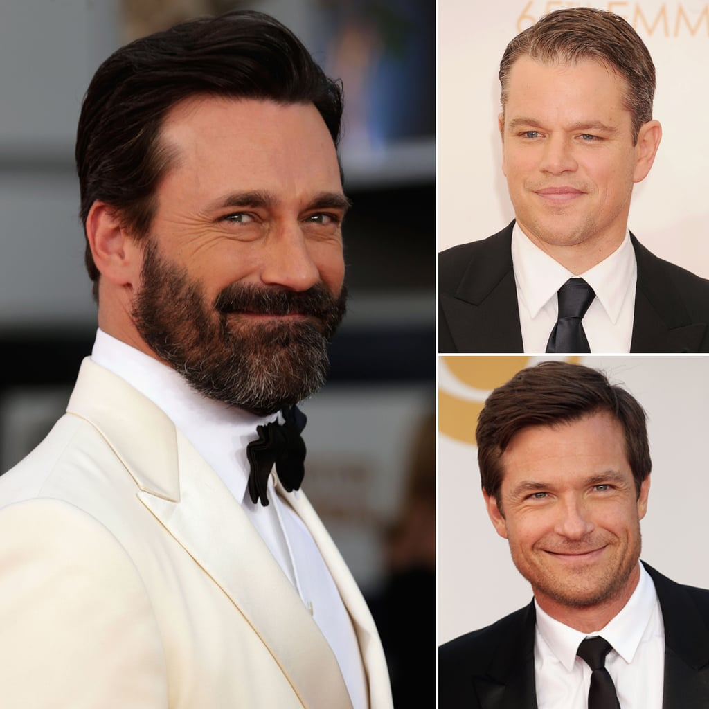 Hot Actors at the Emmys 2013 | POPSUGAR Celebrity