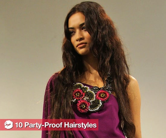 Hot New Hairstyles For Parties