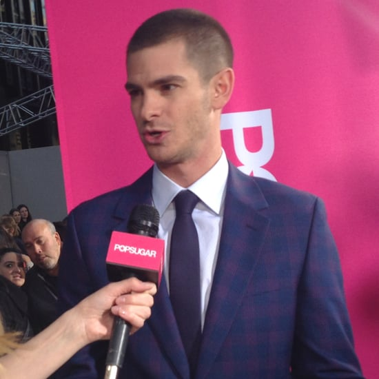 Andrew Garfield Reveals His Pretentious Hobby