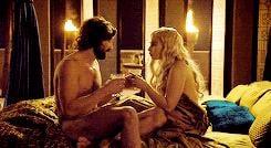 Bottom line: Daario + Dany = 🔥