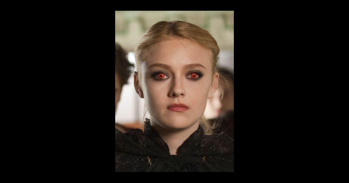 Twilight Halloween Makeup: Jane of the Volturi | POPSUGAR ...