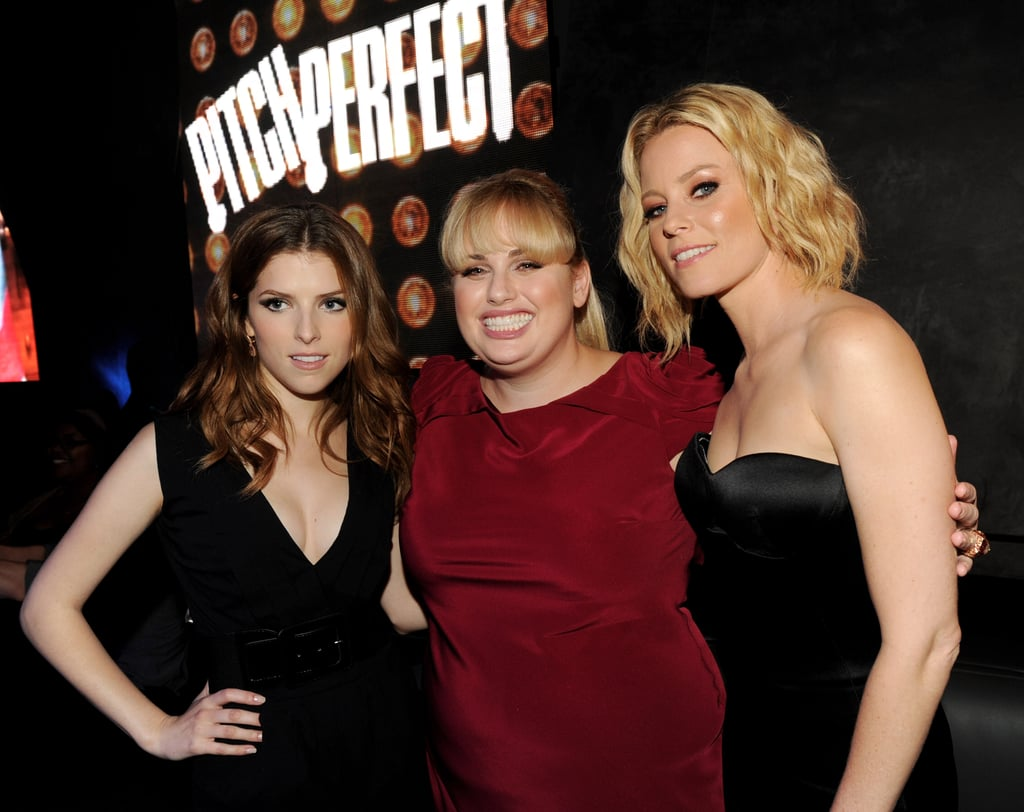 """Today, Rebel's latest movie Pitch Perfect hit screens across the country. Co-starring Elizabeth Banks and Anna Kendrick, the musical has Rebel singing and dancing as bullied character """"Fat Amy"""". One thing's for sure: Rebel's star is rising very rapidly!"""