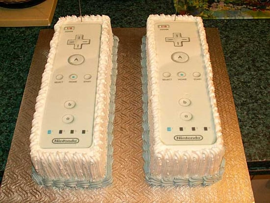 Geeky Wedding Cake Roundup