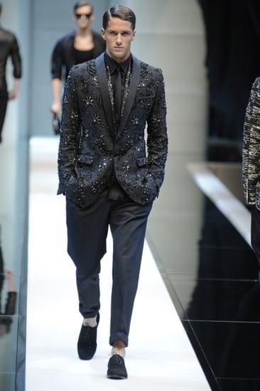 Milan: Dolce & Gabbana Men's Spring 2010