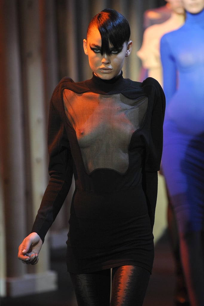 Mugler Fall 2011 Show