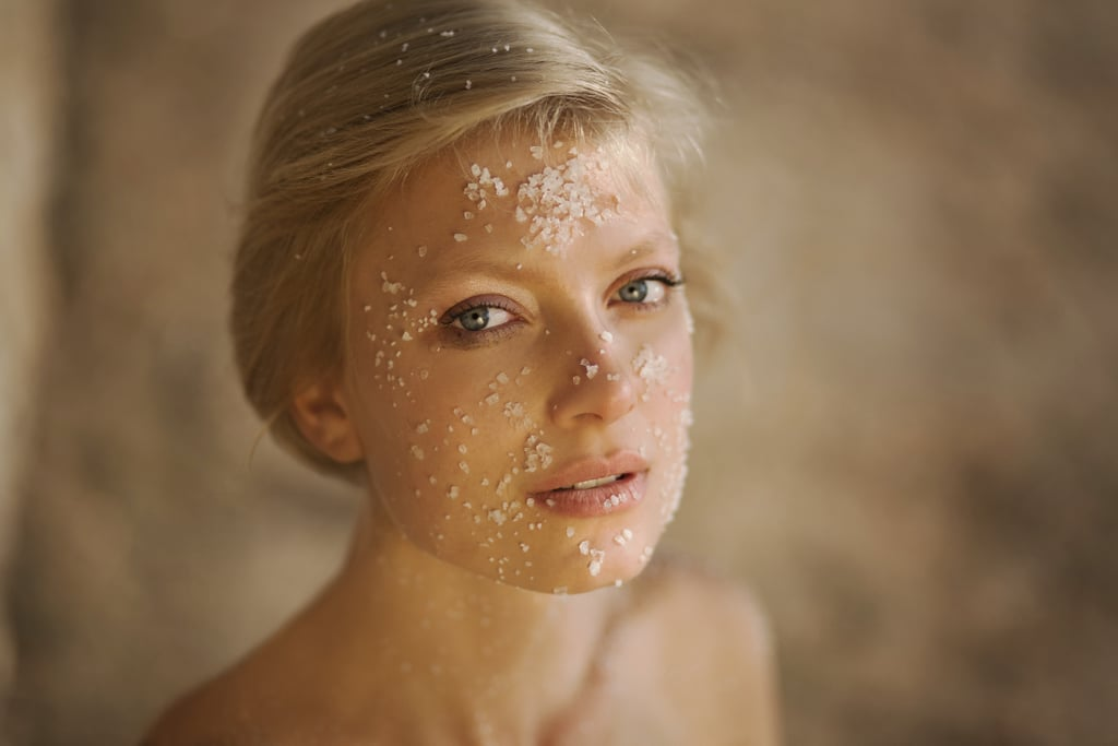 Skin Culprit: You Exfoliate With Salt