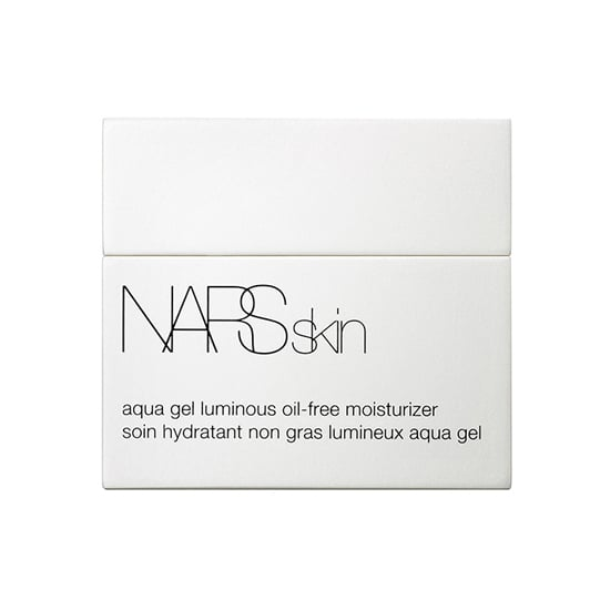 For women with oily skin, Nars Aqua Gel Oil-Free Moisturizer ($58) is a summertime must have. The thin gel consistency helps minimize the oil slicks, so you won't have to worry about choosing face lotion or foundation; you can wear both. — JC