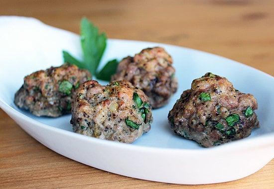 Czech-Spiced Meatballs