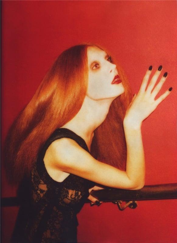 Fab Face: Olga Sherer