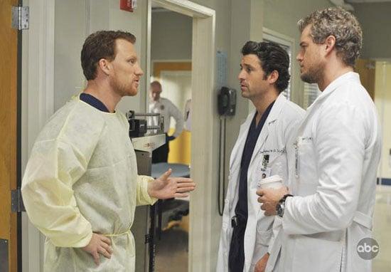 """Grey's Anatomy Recap: Episode Six, """"Life During Wartime"""""""