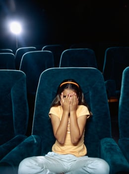 Buzz In: Which Scary Movies Do You Like — Horror or Thriller?