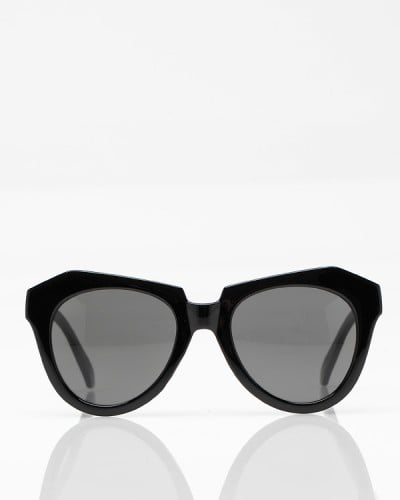 We love the fashion-forward vibe of this pair for dressing up our jeans and t-shirts.  Need Supply Cookie Sunglasses ($16)