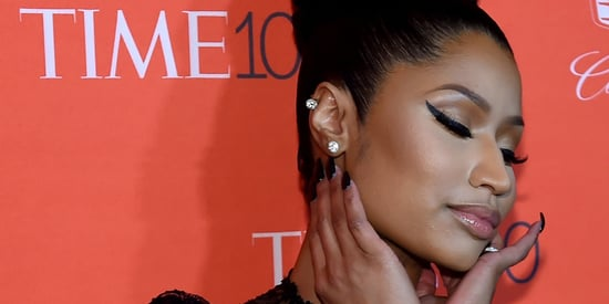Nicki Minaj Borrows Beyoncé's Hairstylist, And The Results Are Flawless