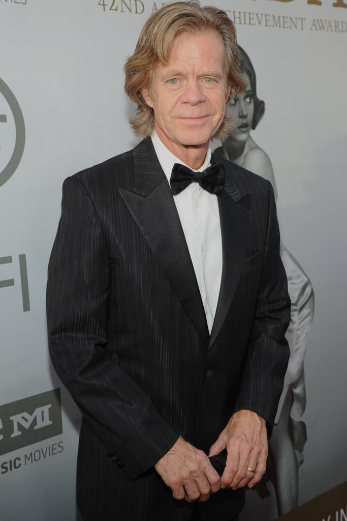 William H. Macy joined Blood Father opposite Mel Gibson.