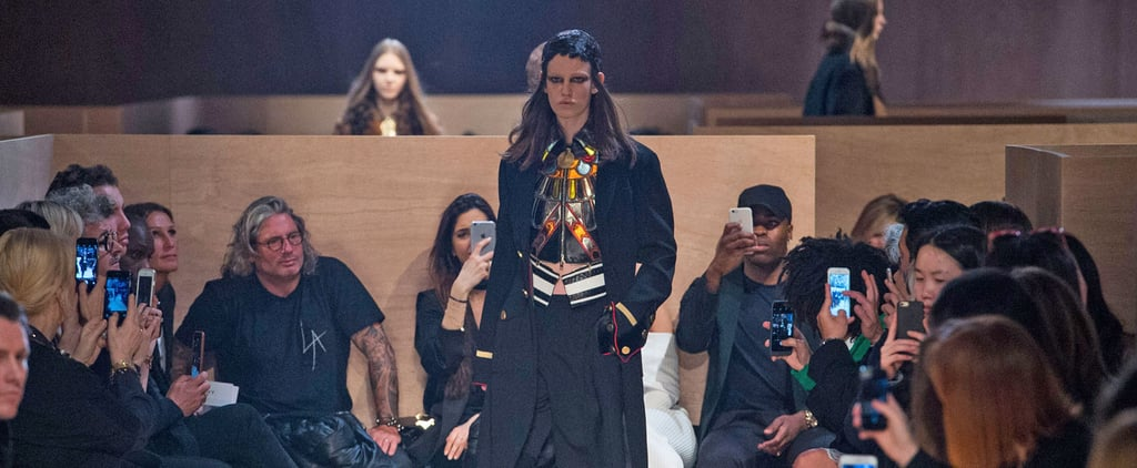 Givenchy Takes Us on a Wild Ride For Fall '16