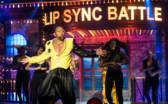 FROM EW: Lip Sync Battle to Air First Live Special - Find Out Which All-Stars Are Grabbing the Mic Again