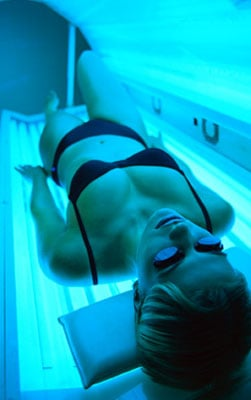 Beauty Byte: Tanning Beds Banned to Under 18s