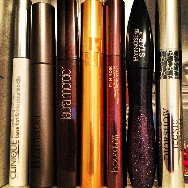 A pretty round-up of some of Alison's favourite mascaras. They're all pretty divine, and do exactly what their labels say they will!