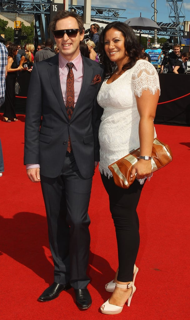 Damien Leith and Eileen Stapleton