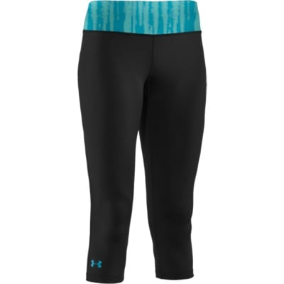 Under Armour's Fitted Capris