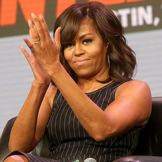"""Michelle Obama's """"This Is For My Girls"""" Single"""
