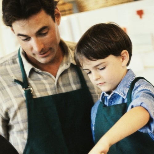 Kitchen Safety Tips For Kids