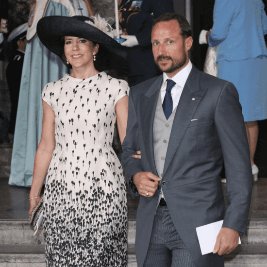 Princess Mary Dress at Prince Oscar of Sweden's Christening