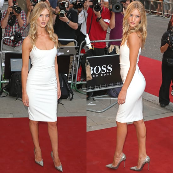 Rosie Huntington-Whiteley Diet And Exercise