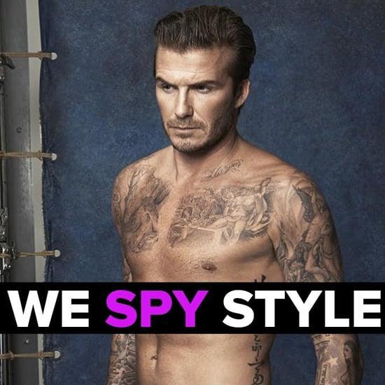 Hot Celebrity Fashion Week of April 8, 2014 | Video