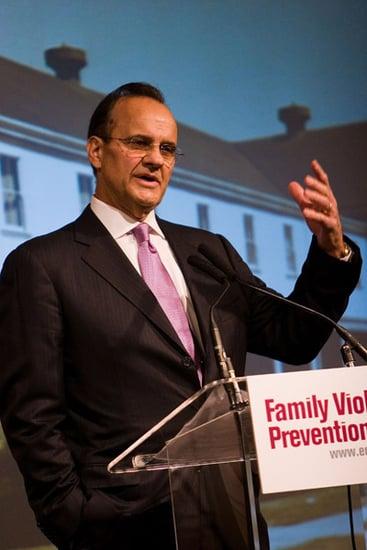 Joe Torre Talks About Family Violence