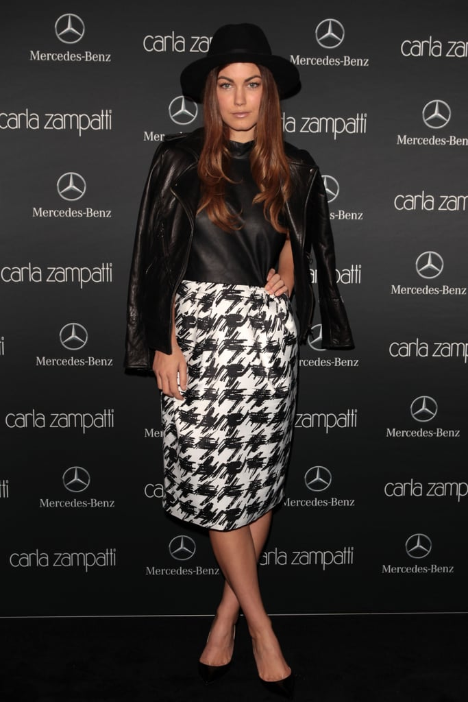 Charlotte Best at MBFWA Day One