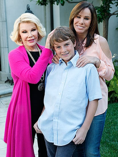 Melissa Rivers Says Mother's Day Is 'an Emotional Trainwreck' as She Celebrates Second Holiday Without Joan