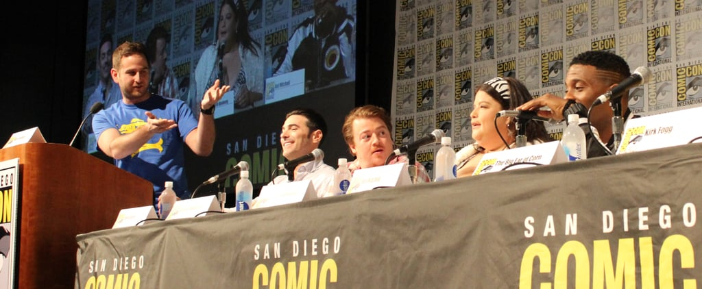 The All That Cast Reunited to Talk the '90s, Britney Spears, and Giant Corn at Comic-Con