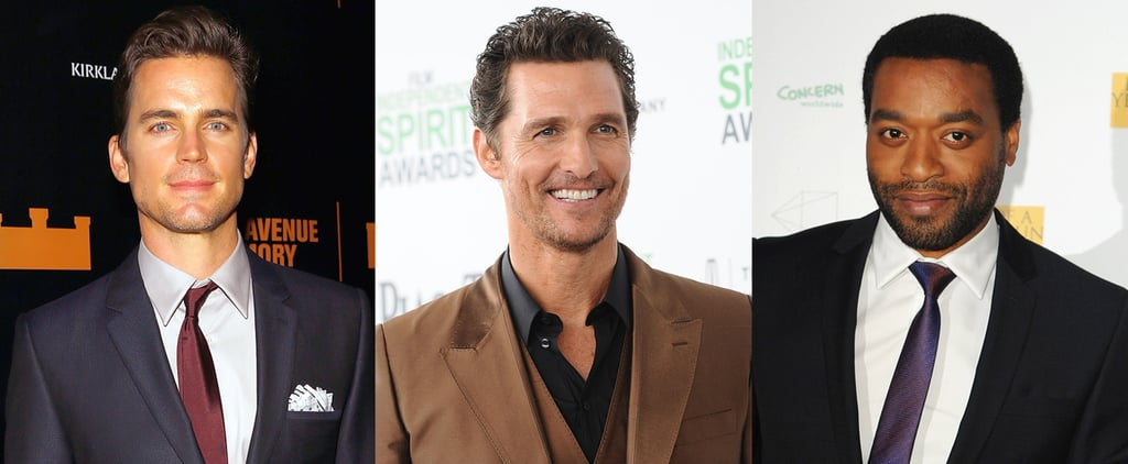 Hot Guys You Won't Want to Miss on the Emmys Red Carpet