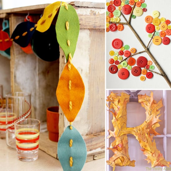 Creative and Easy DIY Decor Projects for Fall