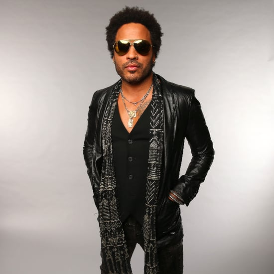 Lenny Kravitz Responds to #Penisgate in the Best Way Possible