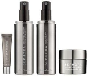 Monday Giveaway! Sephora Brand: Anti Shine Primer, Setting Mist, Radiance Mist, and Wrinkle Filler