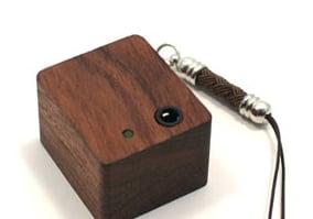 l.dear - Portable Wood Speaker