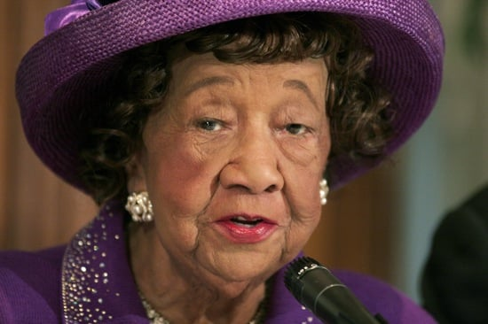 Civil Rights Leader Dorothy Height Passes Away