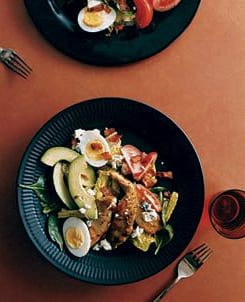 Gourmet Cobb Salad Recipe